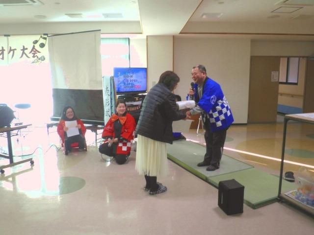 新春カラオケ大会3